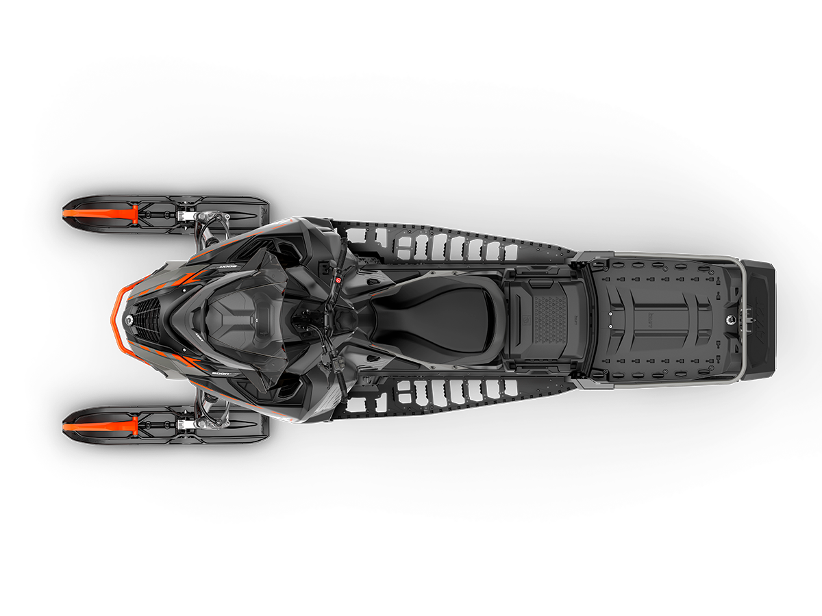 Lynx Commander Radien-X design